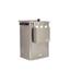 Fabrication Enterprises 8 Ounce Gel Warmer, 3 Bottle Capacity, Conduction Heat for E-1/E-2 FNT02-2100