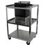 Fabrication Enterprises Utility Cart for E-1 Moist Heat Pack Heater FNT11-1390