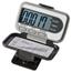 Fabrication Enterprises Ekho® Pedometer - Deluxe - Steps, Distance, Calories and Activity Time FNT12-1942