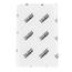 Fabrication Enterprises Point Relief Lidospot Pain Relieving Patch, Universal Size (4