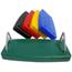 Fabrication Enterprises Bench Swing (Seat Only) - Blue FNT30-1580B
