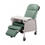 GF Health Lumex Fire Rated Three Position Recliner GHIFR574G857