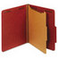 Globe-Weis Globe-Weis® Heavy-Duty Pressboard Top Tab Classification Folders GLW23775