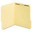Globe-Weis Globe-Weis® Manila Top Tab Folders with Fasteners GLW24534