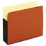 Globe-Weis Globe-Weis® Drop Front File Pocket with Tyvek® Lined Gussets GLW63264