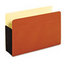 Globe-Weis Globe-Weis® Drop Front File Pocket with Tyvek® Lined Gussets GLW64274