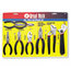 Great Neck Great Neck® 8-Piece Steel Plier and Wrench Tool Set GNS87900