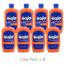 GOJO Natural Orange Pumice Hand Cleaner, 14 oz Bottle, 12/Carton GOJ095712CT