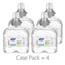 GOJO PURELL® Advanced Hand Sanitizer Green Certified Gel GOJ5491-04