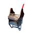 Geerpres Floor-King® Downward Pressure Zinc Plated Metal Mop Wringer GPS1015-1