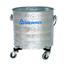 Geerpres Galvanized Steel Mop Bucket GPS2034