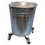 Geerpres Seaway® Galvanized Steel Oval Mop Bucket GPS2107