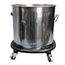 Geerpres Stainless Steel 5 Gallon Mop Bucket with Casters GPS2213