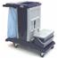 Geerpres Modular Plastic Housekeeping Cart GPS301F