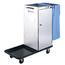 Geerpres Escort® Stainless Steel Housekeeping Cart GPS3651
