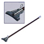 Geerpres Featherweight™ Vinyl Covered Aluminum Mop Handle w/Electroplated Holder GPS4060-1