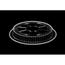 Handi-Foil Plastic Dome Lids HFA2046DL