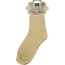 Earth Therapeutics Aloe Socks Tan - 1 Pair HGR0505149