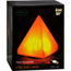 Himalayan Salt Pyramid Salt Lamp - USB - 3.5 in HGR1248210
