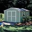 Handy Home Products Cumberland - 10' x 16' Storage Building With Floor Kit HHS18286-0