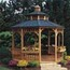 Handy Home Products San Marino 10' Round Gazebo HHS19944-8
