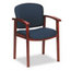 HON HON® 2111 Invitation® Reception Series Wood Guest Chair HON2111JAB90