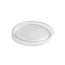 Huhtamaki High Heat Vented Plastic Lids HUH89107