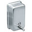 Impact Vertical Stainless Steel Soap Dispenser 40 oz. IMP4040