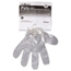 Impact ProGuard® Disposable Polyethylene Gloves - Small IMP8600S