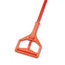 Impact Janitor Style Screw Clamp Plastic Mop Handle 64