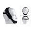 AG Industries Premium Chin Strap, Black, 1/EA INDFHAG1012911