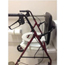 Mobility Transfer Systems Free2Go Rollater with Raised Toilet Seat and Toilet Safety Frame, 1/EA INDRIF2G