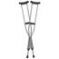 Cardinal Health Bariatric Heavy-Duty Crutches, Adult INDZCHCA801ADB
