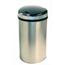 iTouchless 13 Gallon Semi-Round Extra-Wide Opening Touchless Trash Can® HX ITOIT13HXEA