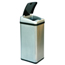 iTouchless 13 Gallon Square Extra-Wide Opening Touchless Trash Can® RX ITOIT13RXEA