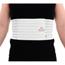 Ita-Med Breathable Elastic Rib Support For Men - White, XL ITAIRSM-223XL
