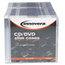 Innovera Innovera® CD/DVD Polystyrene Thin Line Storage Case IVR85800