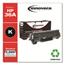 Innovera Remanufactured CB436A (36A) Toner, Black IVRB436A