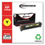 Innovera Innovera Remanufactured CB542A (125A) Laser Toner, 1400 Yield, Yellow IVRB542A