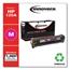 Innovera Innovera Remanufactured CB543A (125A) Laser Toner, 1400 Yield, Magenta IVRB543A