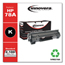 Innovera Innovera Remanufactured CE278A (78A) Laser Toner, 2100 Yield, Black IVRE278A