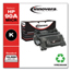 Innovera Innovera Remanufactured CE390A(M)(90A MICR), MICR Toner, 10000 Page-Yield, Blk IVRE390AM
