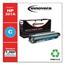 Innovera Innovera Remanufactured CE741A (5525) Toner, 7300 Page-Yield, Cyan IVRE741A