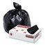 Jaguar Plastics Low Density Commercial Can Liners JAGG3858HBL