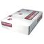 Jaguar Plastics Industrial Strength High Density Commercial Can Liners - Bulk Pack JAGH4048H