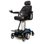 Pride Mobility Jazzy Air® Power Wheelchair PRDJAZZY_AIR_BLUE_16-18_SEAT