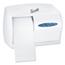 Kimberly Clark Professional Kimberly Clark Professional WINDOWS* Double Roll Coreless Tissue Dispenser KIM09605