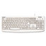 Kensington Kensington® Pro Fit™ USB/PS2 Washable Keyboard KMW64406