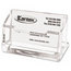 Kantek Kantek Clear Acrylic Business Card Holder KTKAD30