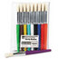 cLi Charles Leonard® Stubby Brush Set LEO73210